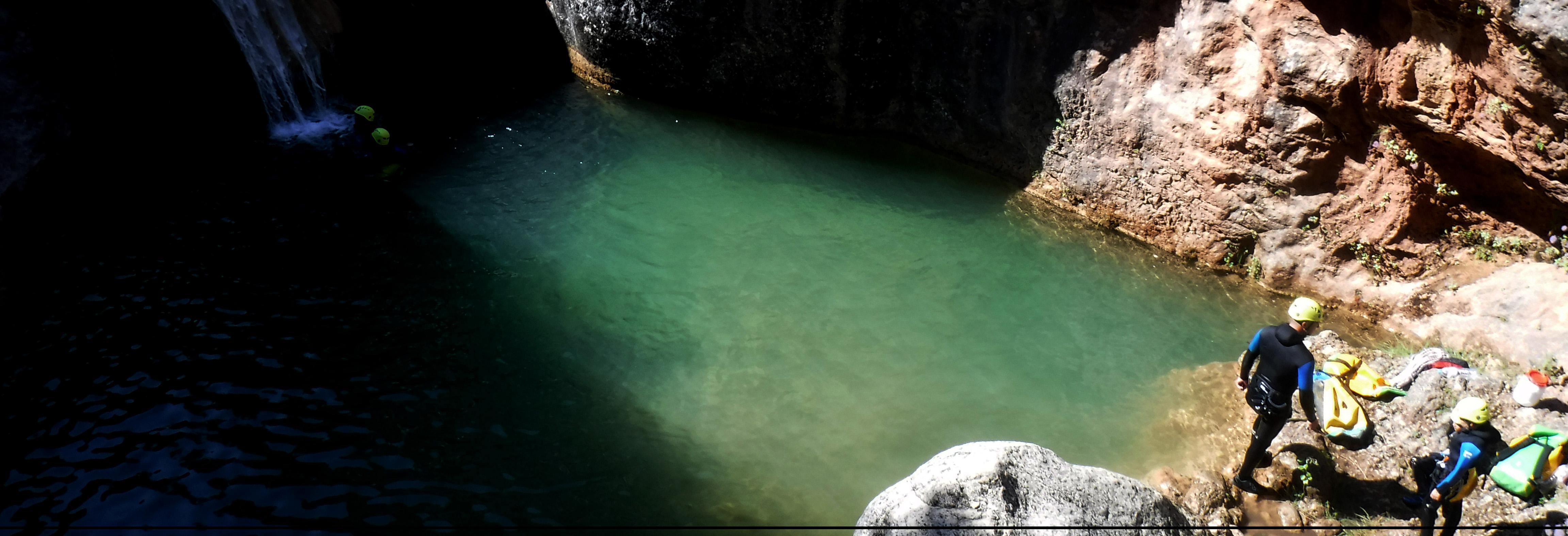 Canyon Prades (83fsdd)